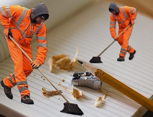 Imprese pulizia Trezzo sull'adda