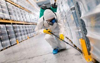 Sanificazione e igienizzazione ambienti e aria Milano